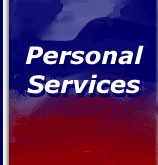 Information on Personal Services Offered